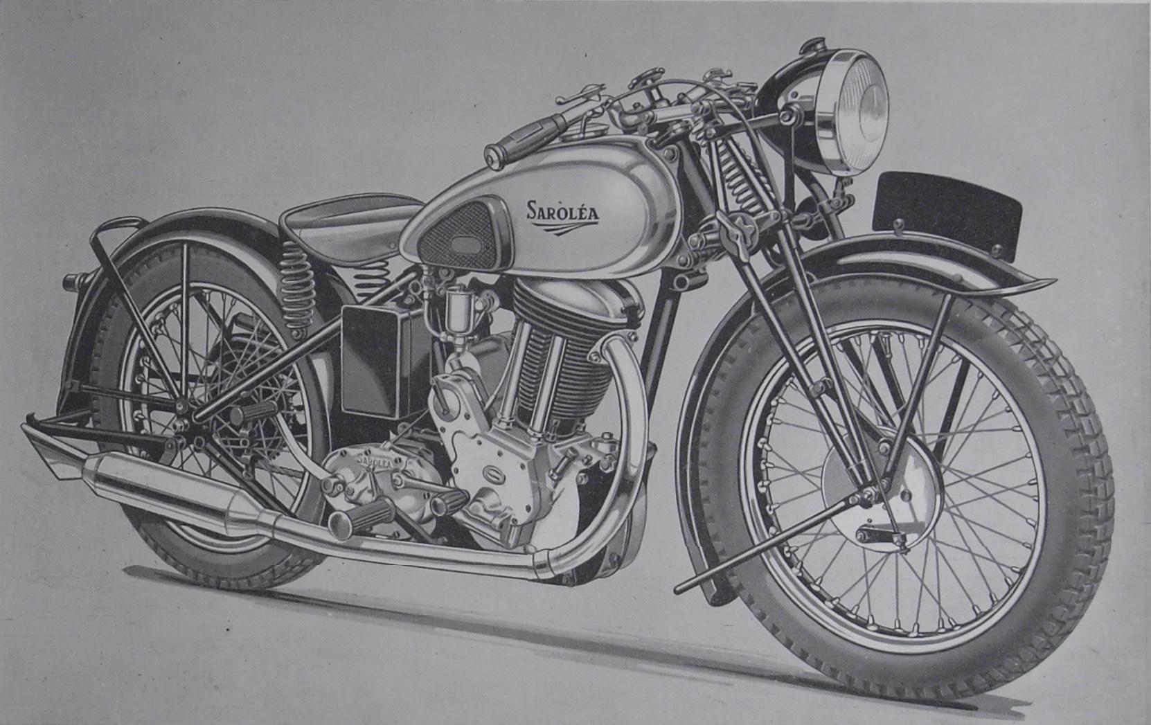 1938 Sarolea AS 38